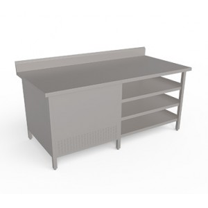 Stainless steel Beverage counter