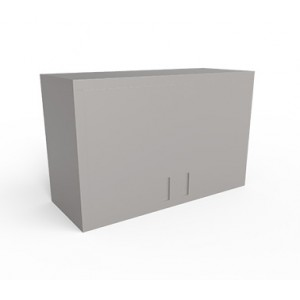 Wall Cabinet with Hinged Doors