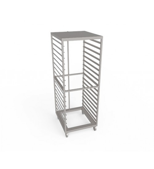 Stainless steel Gn Tray Trolley